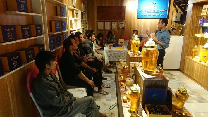 Đông trùng hạ thảo tại Thái Bình