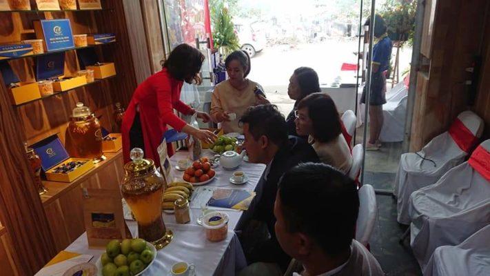 Đông trùng hạ thảo tại Hà Nội