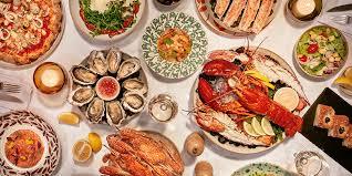 hải sản giúp tăng cường sinh lý nam