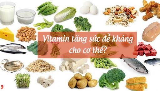 Vai trò của vitamin với việc tăng sức đề kháng chống Covid-19