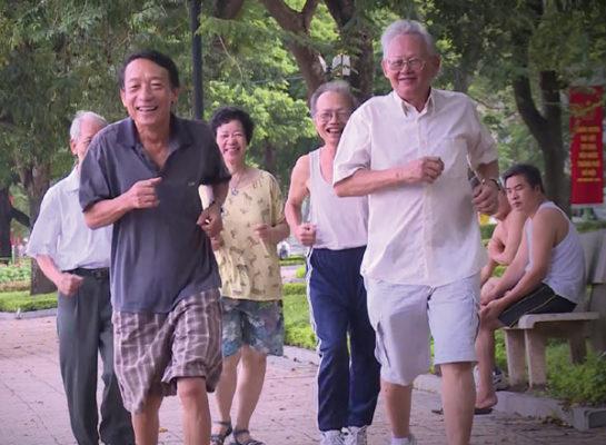 Tập thể dục hàng ngày giúp phòng tái phát viêm phế quản mãn tính