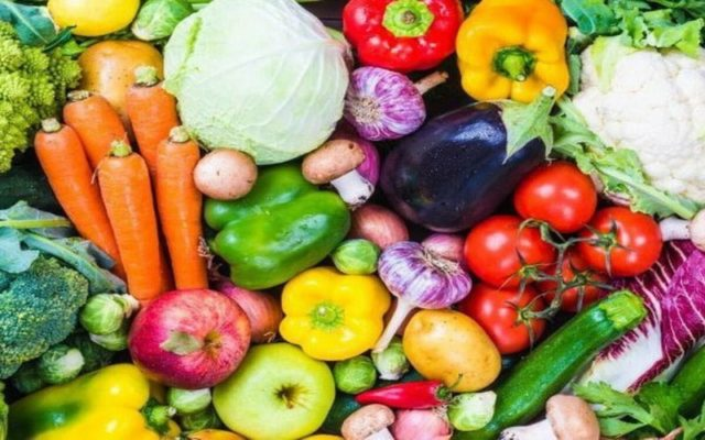 Thực phẩm tăng cường sức đề kháng cho người cao tuổi